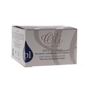 Oli Essenziali – Idro Patè Bianco<br>Per adipe e cellulite localizzata