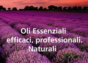 Gli oli essenziali, un insostituibile alleato del nostro benessere