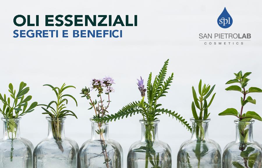 Oli essenziali: segreti e benefici